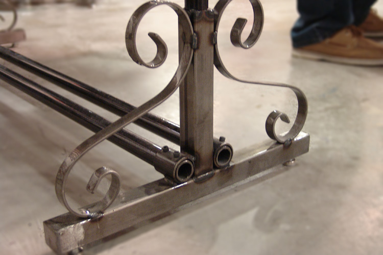 Antique Style Rack