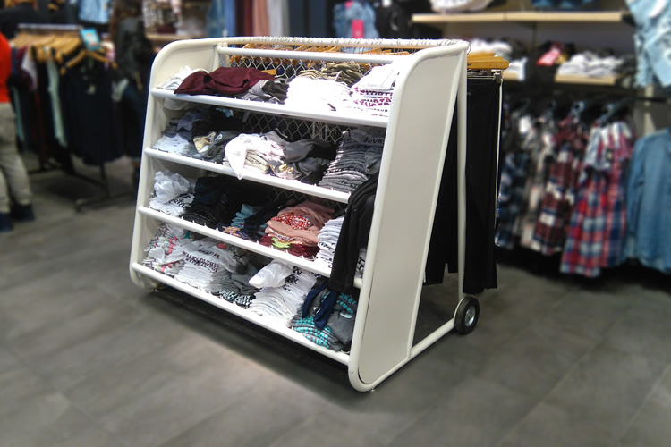Apparel Rack