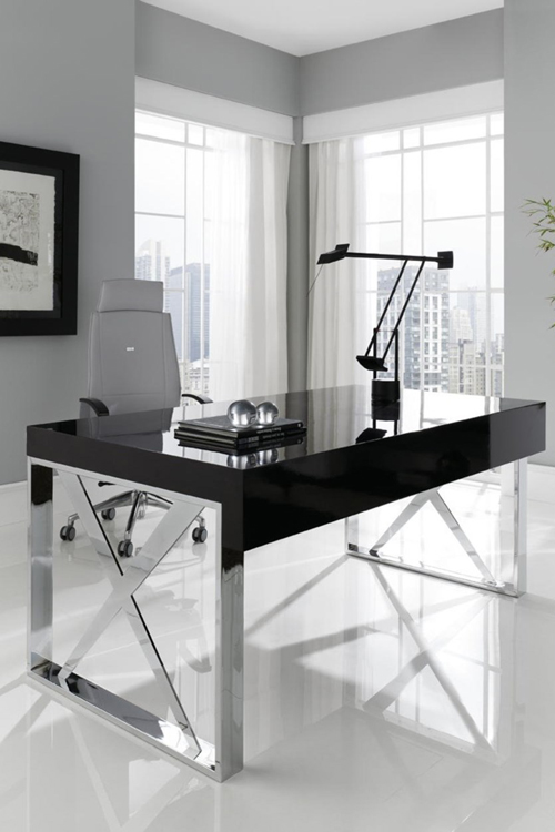 chrome-table-frame