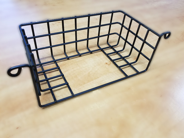 Wall Mount Basket